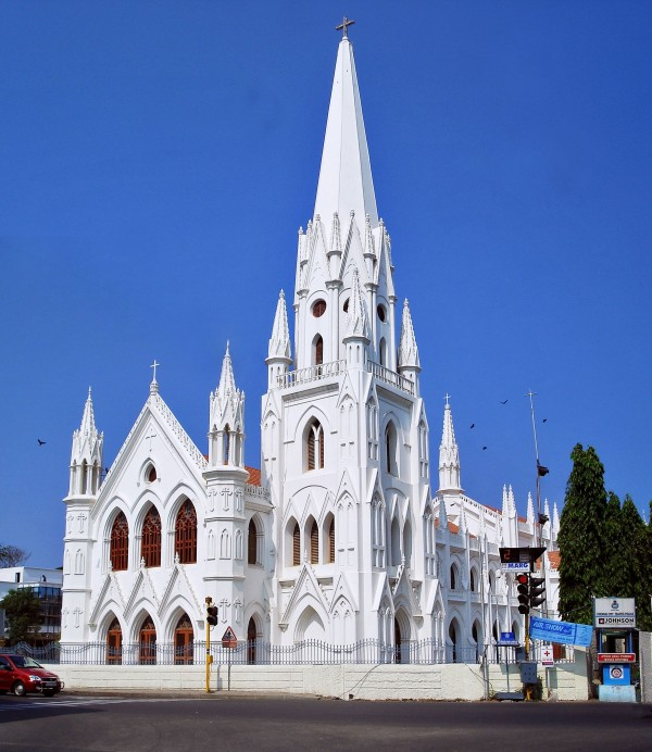 St.Thomas Basilica Church Chennai