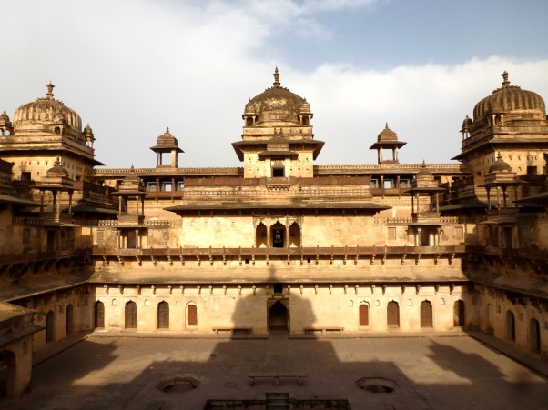 Jahangir Mahal Orchha, Madhya Pradesh