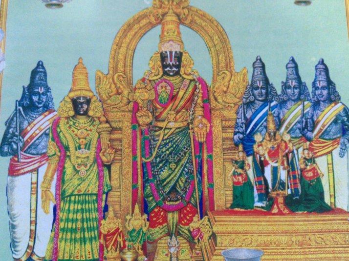 Parthasarathy Temple Triplicane