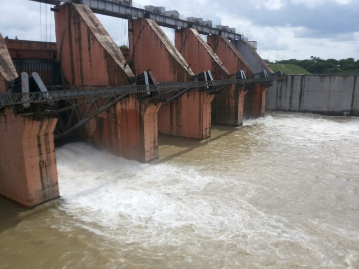 Gambhir Dam Ujjain