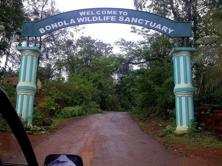 Bondla Wild Life Sanctuary