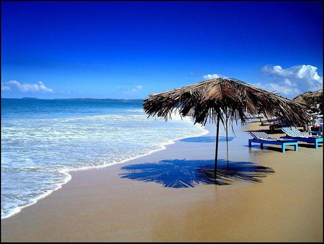Goa India beaches