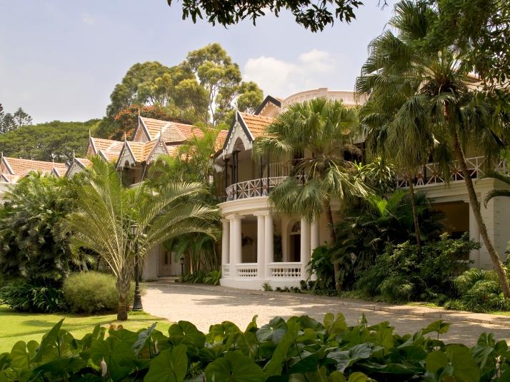 Hotel Taj Gateway, Residency Road, Bangalore