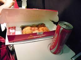 Meals Onboard Spicejet