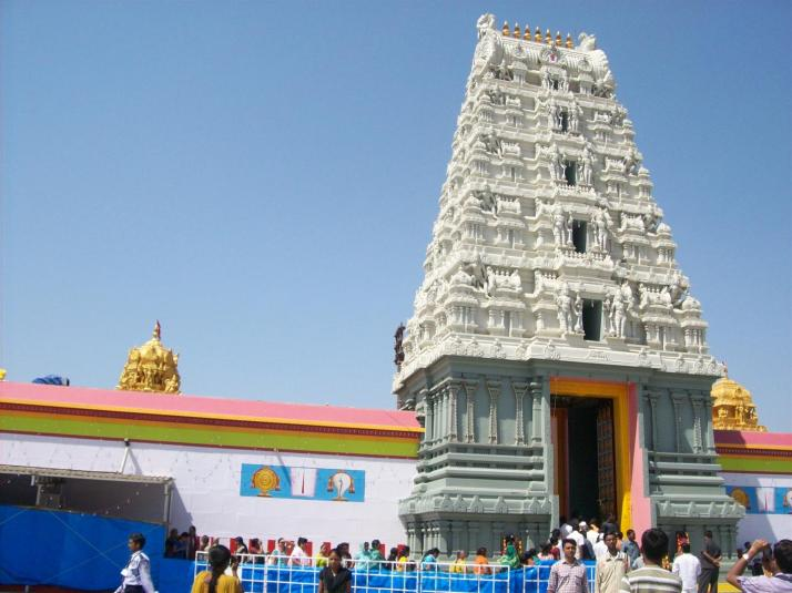 Balaji Temple Pune