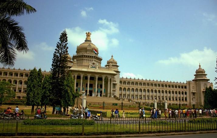 Vidhana Soudha Bangalore