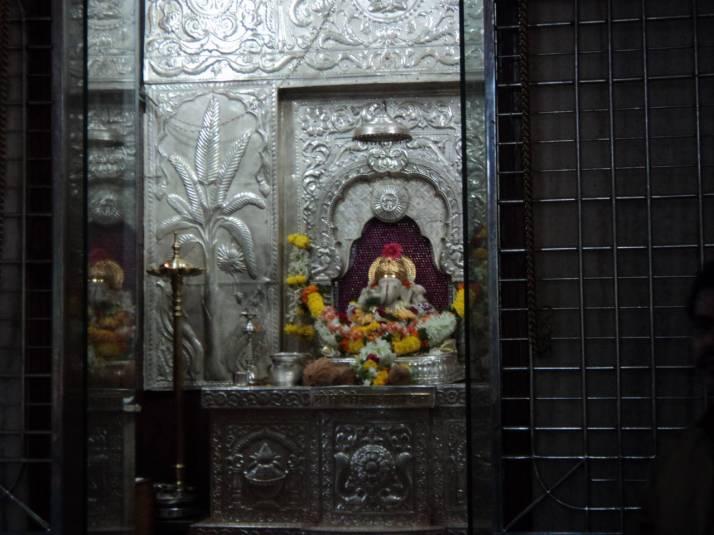 Saras Baug Ganesha