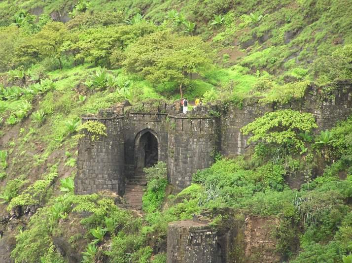 Singhagad Fort Pune