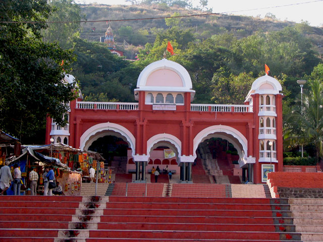 Chaturshringi-Temple