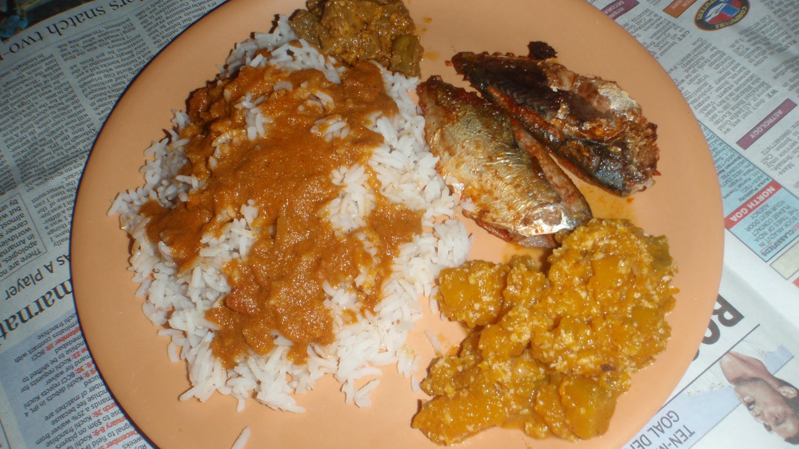 Goan Fish Curry – A Tantalizing Dish | Afreen Travel Bug
