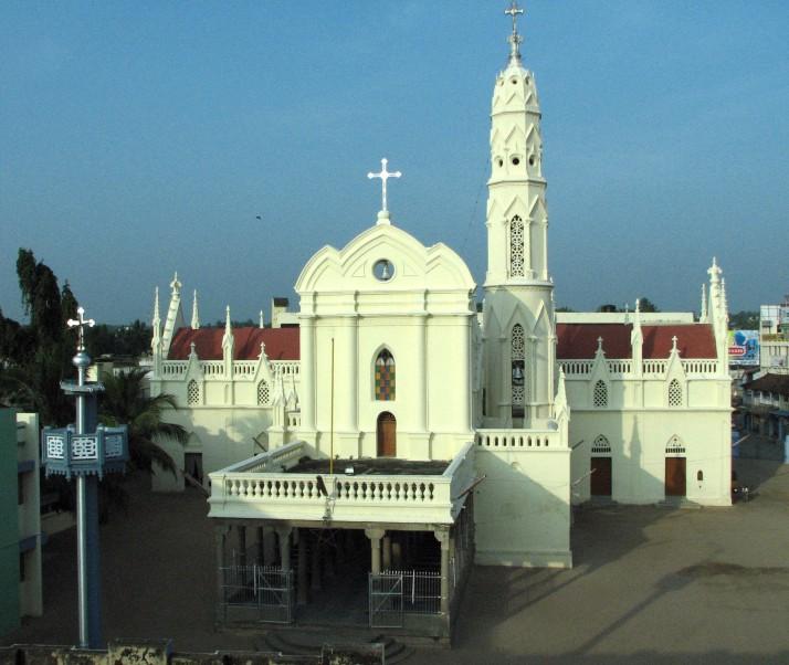 St Xavier Church Kottar Kanyakumari
