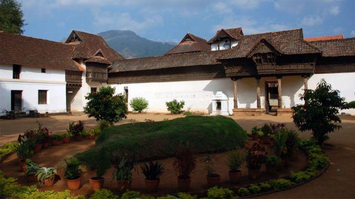 Padmanabhapuram Palace Kanyakumari
