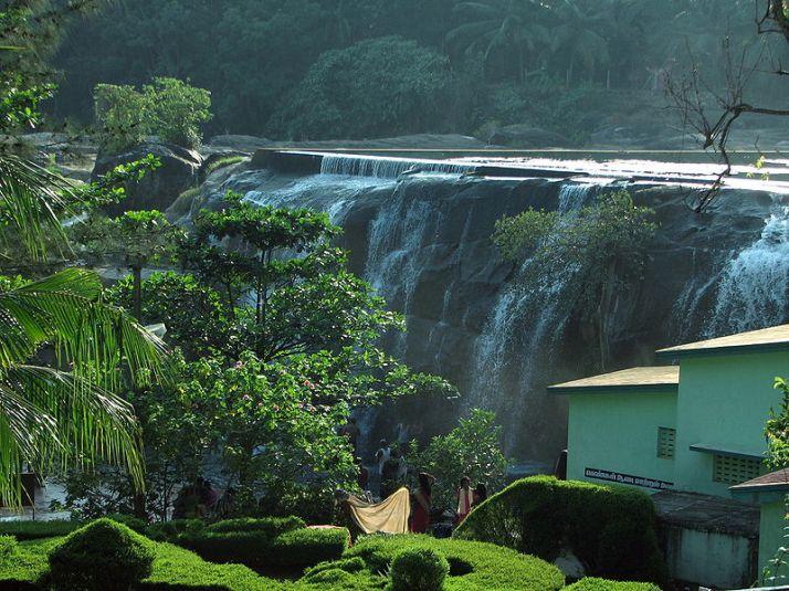 Tirparappu Waterfalls Kanyakumari