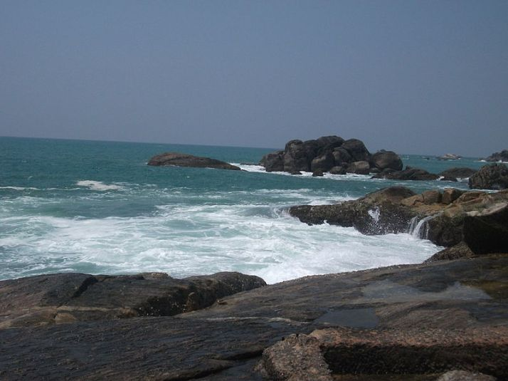 Kanyakumari Muttom Beach