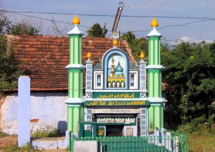 Peer Mohammed Dargah Kanyakumari