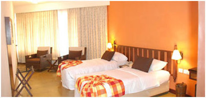 Sparsa Resort Kanyakumari Rooms