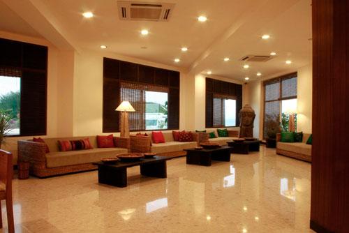 Sparsa Resort Lobby