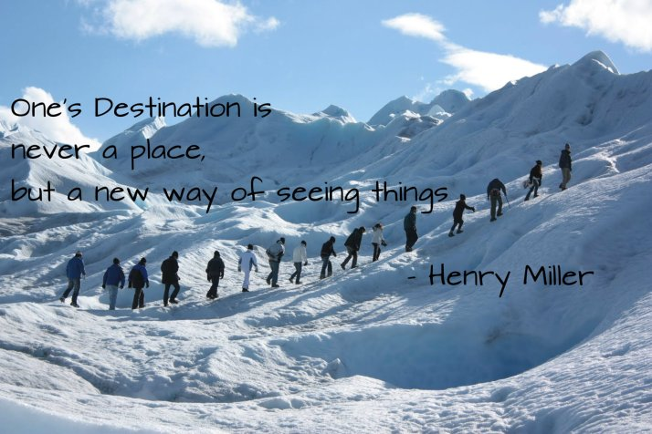 Travel Quote - Henry Miller