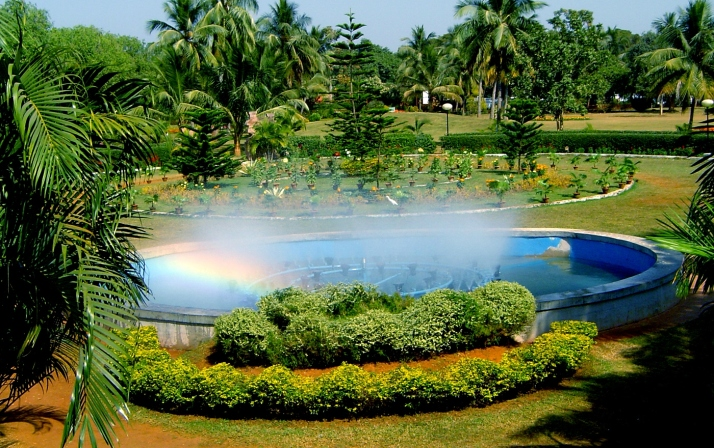 Biju Patnaik Park Bhubaneswar