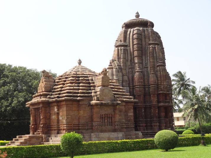 Rajarani Temple Bhubaneswar