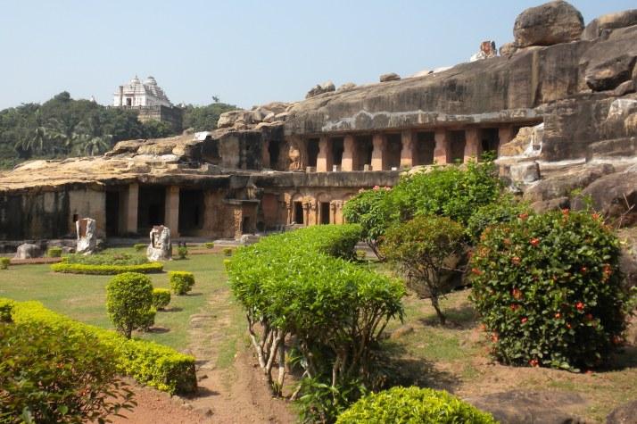 Udayagiri and Khandagiri caves Bhubaneswar