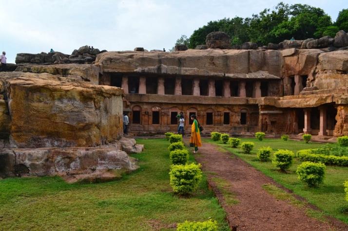 Udayagiri and Khandagiri
