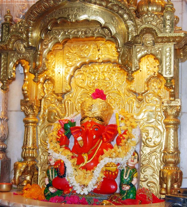 Lord Ganesha of Siddhivinayak