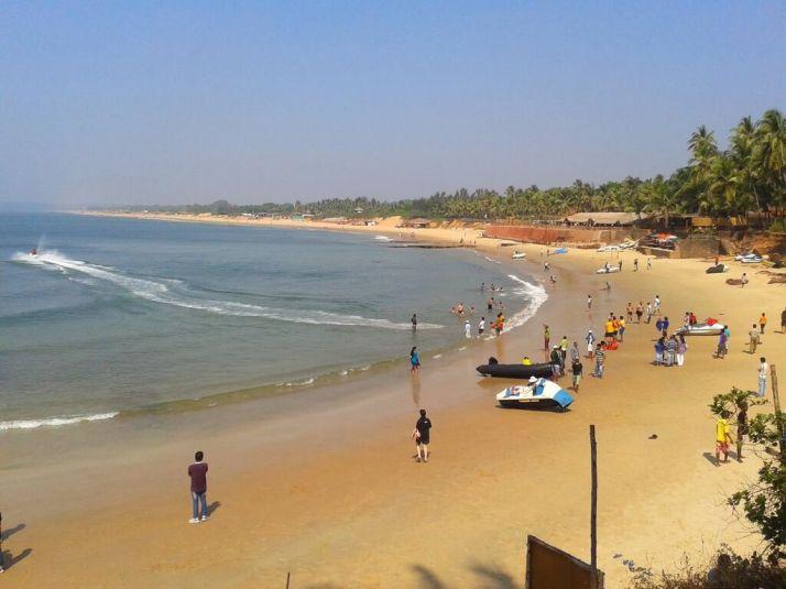 Cavelossim Beach Goa