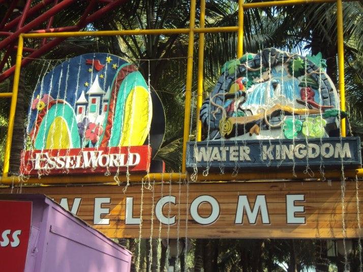 Essel World Entrance