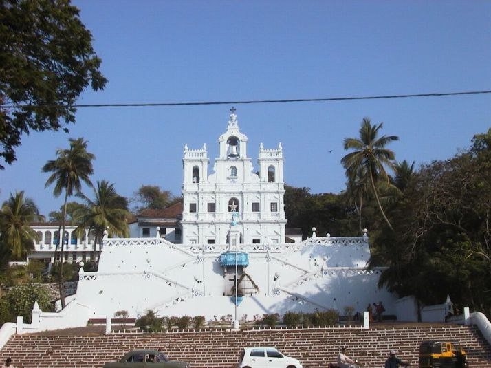 Church of our Lady of the Immaculate Conception Goa