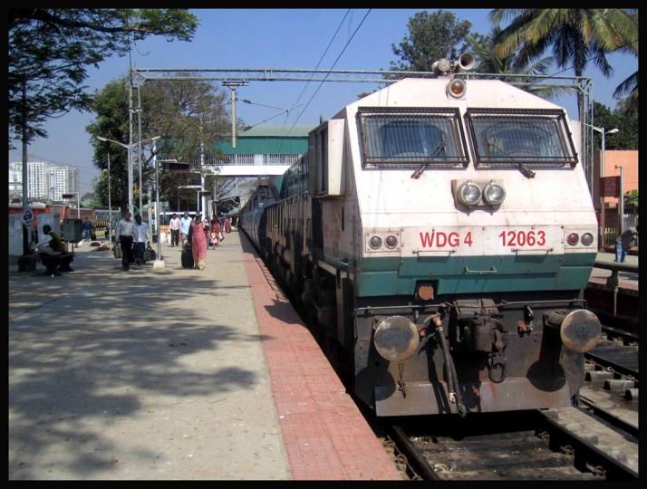 Kcg Ypr Express