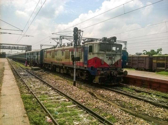 SC DBG Special Train