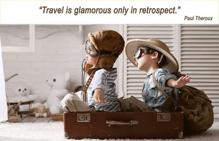 Travel Thought - Paul Theroux