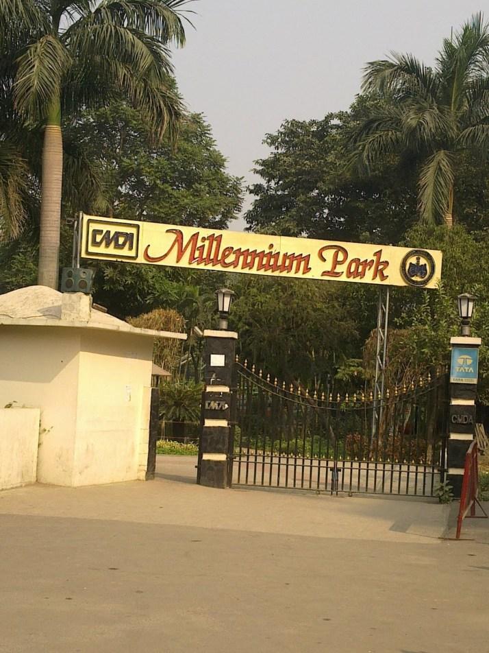 Millennium Park Entrance