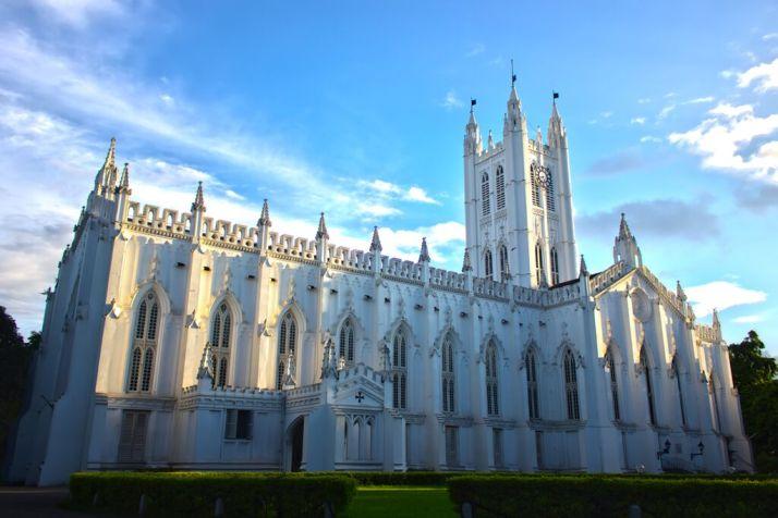 St Paul's Cathedral Kolkata