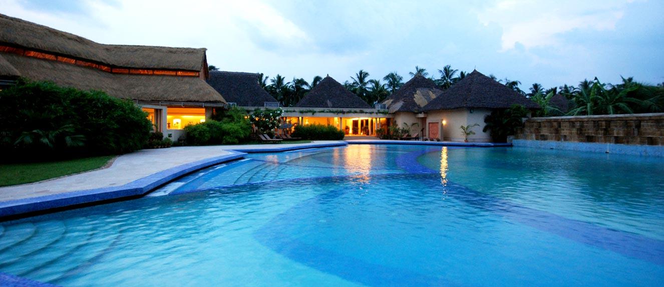 Vedic Village Spa Resort Kolkata   Image Resource  thevedicvillage