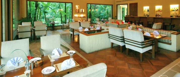 Vedic Village Spa Resort Restaurant