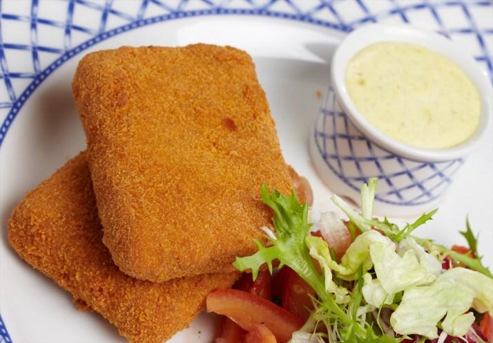 Bengali Fish Cutlet